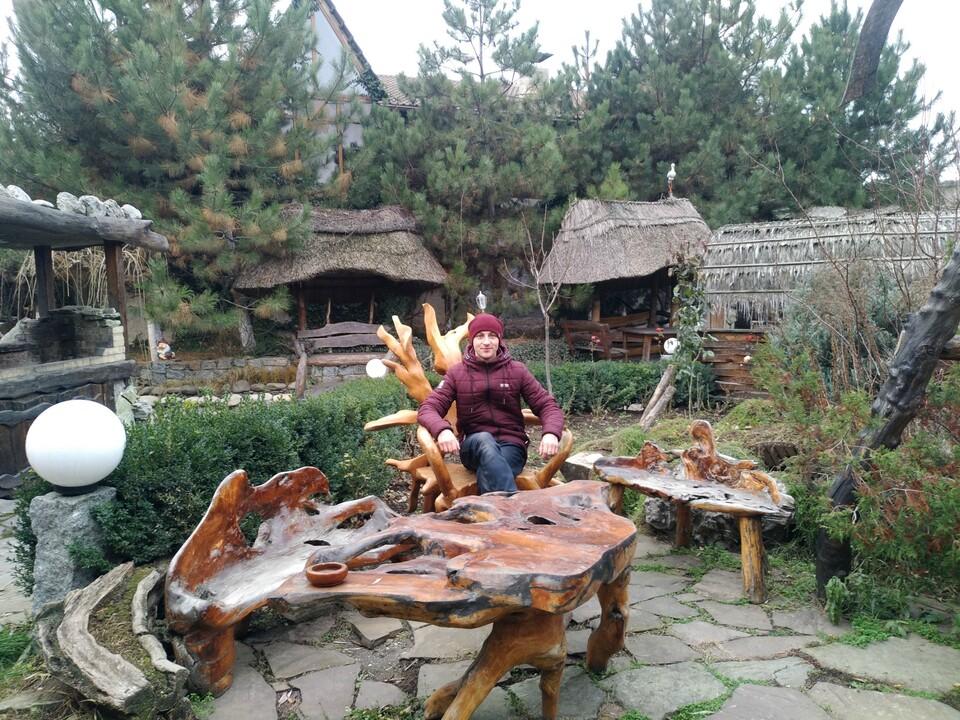 Пародист Дима Черников. Гастроли в Одессе