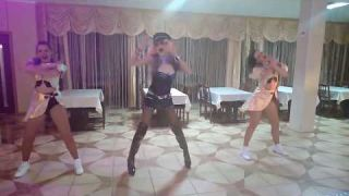 Lady Gaga| Пародист Дима Черников| Шоу-балет La Rouge| Parody| Шоу двойников| Леди Гага