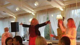 Ирина Билык| Пародист Дима Черников| Я умею летать| День рождения| Ресторан Софиевский посад| Киев