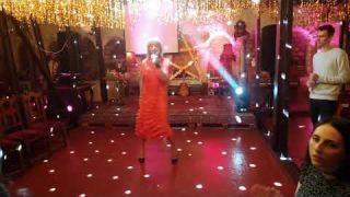 Дискотека 90-х | Татьяна Буланова | Пародист Дима Черников | Шоу пародий  | Attic Space Party | Киев