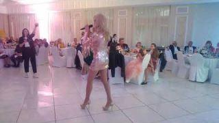 Лобода (Пародист Дима Черников) - Живи спокойно страна   Шоу пародий   Wedding UA   Свадьба   Loboda