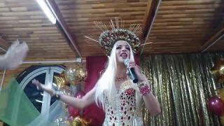 Оля Полякова- Королева ночи| Пародист Дима Черников| Шоу пародий| Корпоратив в Фастове| Двойник